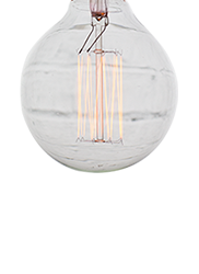 Dekoracyjna żarówka Edisona G95