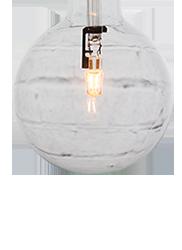 Dekoracyjna żarówka halogen G125