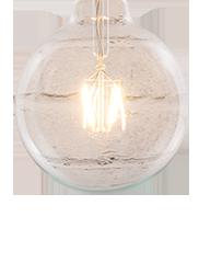 Dekoracyjna żarówka LED G125 4W