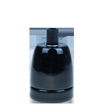 Oprawka ceramiczna czarna