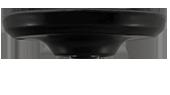 Podsufitka ceramiczna czarna