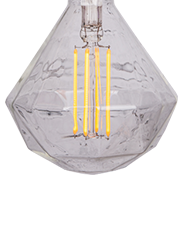 ŻARÓWKA LED G125 4W DIAMENT