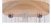 Podsufitka drewniana 1