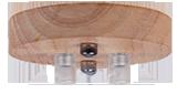 Podsufitka drewniana 2
