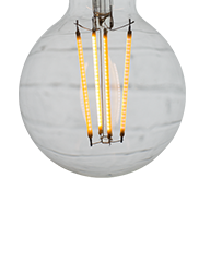 Żarówka LED G95-4W